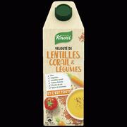 Knorr Velouté De Lentilles Corail Et Légumes Knorr, 750ml