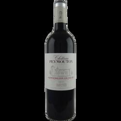 """Vin rouge AOP Saint Emilion grand cru """"Château Peymouton"""", bouteille de 75cl"""