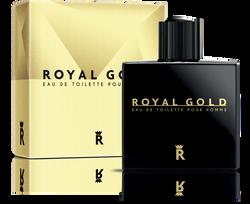 Eau de toilette pour homme royal gold ARNO SOREL, 100ml