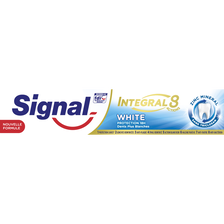 Dentifrice intégral white SIGNAL, tube de 75ml