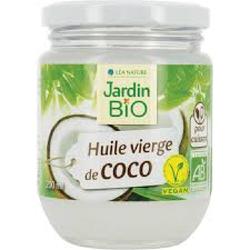 HUILE DE COCO VIERGE JARDIN BIO