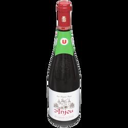 Vin rouge AOC Anjou Les hauts buis U, 75cl