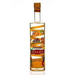 Rhum agricole, Cuvée Farandole DILLON, 50°, bouteille de 70 CL
