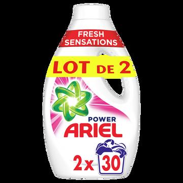 Ariel Lessive Liquide Fresh Sensations Ariel 2x30doses