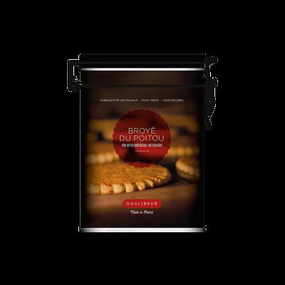 Grandes galettes pur beurre GOULIBEUR, 4 sachets fraicheur, 240g