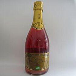 Vin mousseux brut bio cuvée Chante-Alouette rosé blle 75cl