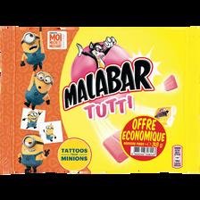 Malabar Malabar Tutti Frutti Sachet 318g Offre Économique