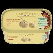 Carte d'Or Crème Glacée Rhum/raisins Carte D'or, 506g