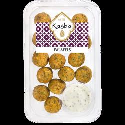 Falafels natures et sauce Libananaise 236g