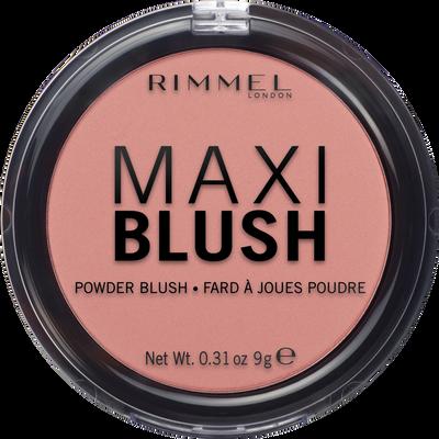Maxi blush fard à joues poudre 006 exposed RIMMEL, nu