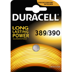 Pile DURACELL, Miniature, 389/390