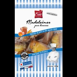 Madeleines pur beurre ERTE, 400g