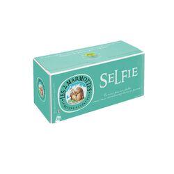 Infusion selfie LES 2 MARMOTTES, 30 sachets soit 50g