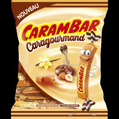 Confiserie caragourmande CARAMBAR, 250g