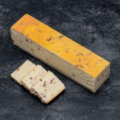 Raclette au lait pasteurisé Grain de Folie viande des grisons 28% de MG