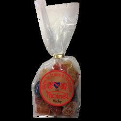 Pâte de fruits d'Auvergne Confiseur MOINET, sachet 300g