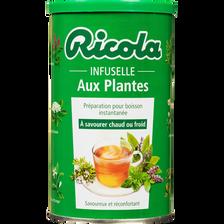 Infuselle aux 5 plantes, RICOLA, boîte de 200g