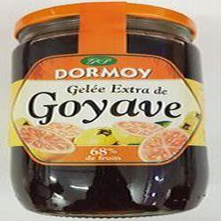 Gelée extra DORMOY de goyave (68%), 850 g