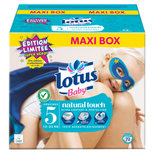 Lotus Couches Taille 5  Baby, X72