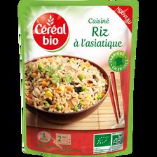 Riz à l'asiatique CEREAL BIO, doy pack de 220g