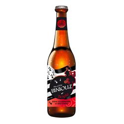Bière Triple BINIOUZ, bouteille de 33cl