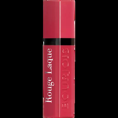 Rouge à lèvres rouge laque 002 toute nude BOURJOIS, 6ml