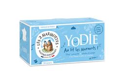 YODIE 4 KIDS, 46G - LES 2 MARMOTTES