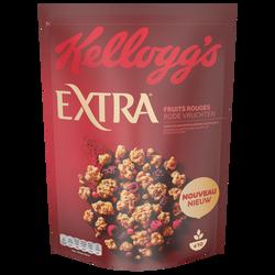 Céréales extra fruits rouges KELLOGG'S, 450g