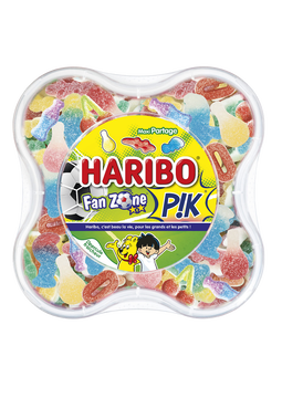 Haribo Fan Zone Haribo Pik Box Xl 650g