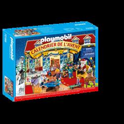 """Playmobil - Calendrier de l'Avent """"Boutique de jouets""""- 70188 - Dès 4ans"""
