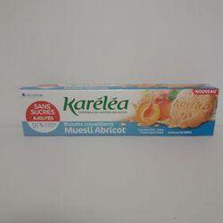 Biscuits muesli abricot KARÉLÉA paquet 132g