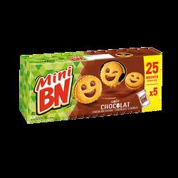 Mini BN chocolat , x5 soit 175g