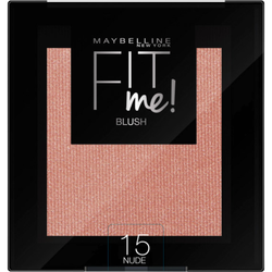 Blush fit me 15 nude nu MAYBELLINE