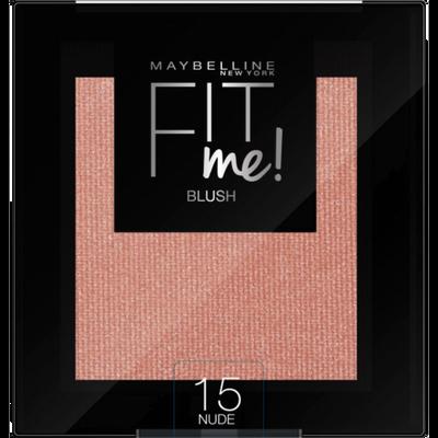 Blush fit me 15 nude nu MAYBELLINE