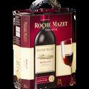 Roche Mazet Vin Rouge Igp De Pays D'oc Merlot , Fontaine À Vin De 3l