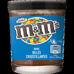 Pâte à tartiner au lait crispy M&M'S, 190g