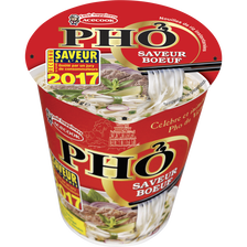 Soupe pho cup boeuf, ACECOOK, 55g