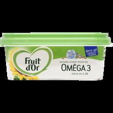 Fruit d'Or Margarine Demi Sel , 60% De Mg, 250g