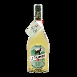Liqueur de Génépi Le Chamois 40° DOLIN, bouteille 70cl