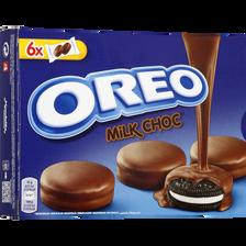 Biscuits enrobés de chocolat au lait OREO, 246g