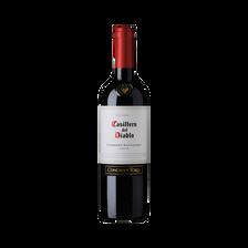 Vin rouge du Chili Cabernet Sauvignon Casillero del Diablo CONCHA Y TORO, bouteille de 75cl