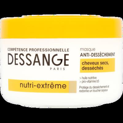 Masque après shampooing Nutri Extrême JACQUES DESSANGE, pot de 250ml