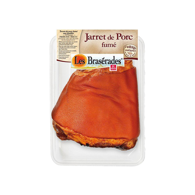 Jarret de porc fumé, BRASERADES