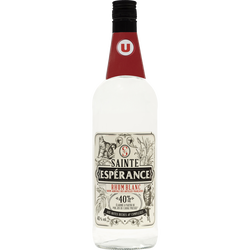 Rhum blanc agricole Saint Esperance U, 40°, 1l