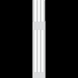 Rouleaux papier U MAISON, gaufrage softex, 15x1,35m, blanc