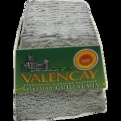 Valençay AOP fermier au lait cru de chèvre, 25% de MG, HARDY, blisterd e 220g