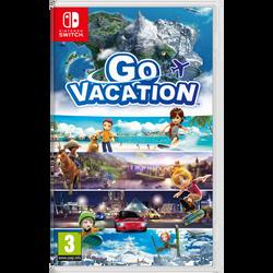 Jeu switch go vacation