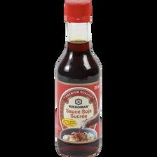 Sauce soja sucrée KIKKOMAN, 250ml