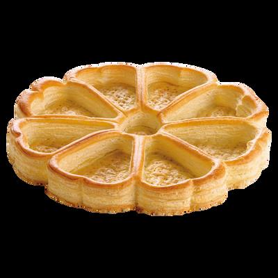 Fond tarte Jockey pur beurre, 8 parts, 220g