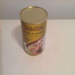 Crème de marron 4/4, Sabaton